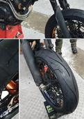 Zeneos Motorcycle Tires